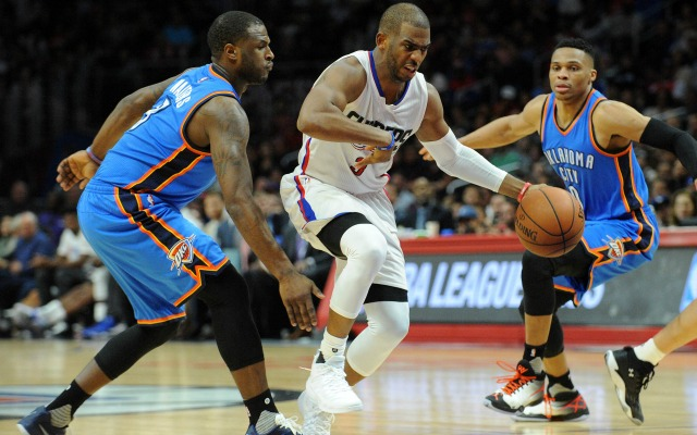 Chris Paul and the Clippers pulled off a stunning comeback on Wednesday.
