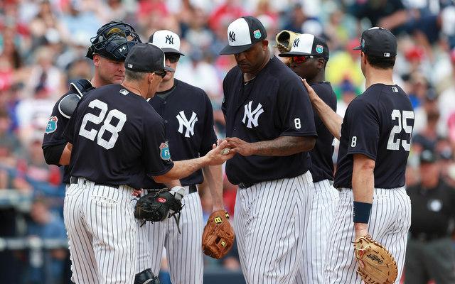 CC Sabathia NY Yankees Forum Sportschatter.co