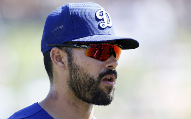 The Dodgers will be without Andre Ethier for the next 14-14 weeks.