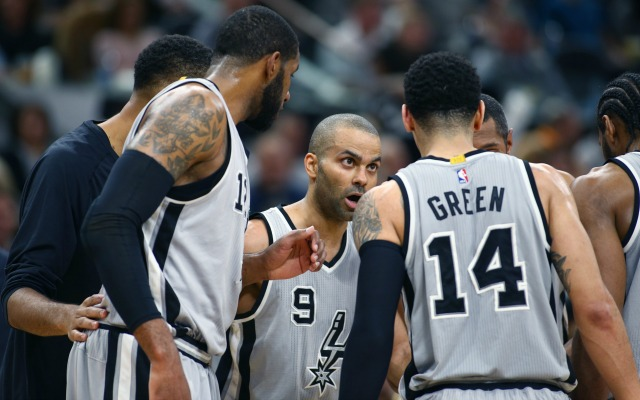 The Spurs discuss their strategy to beat the Warriors.