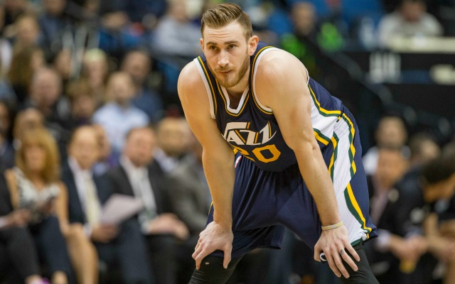 Gordon Hayward\u0027s perfectly coiffed haircut is starting a