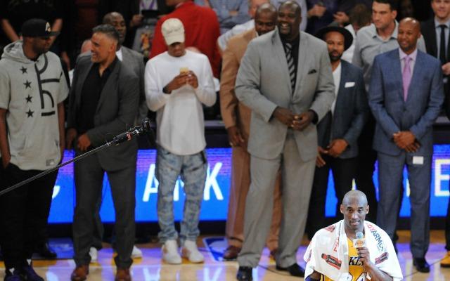Ranking Kobe Bryant's 5 best games of his NBA career