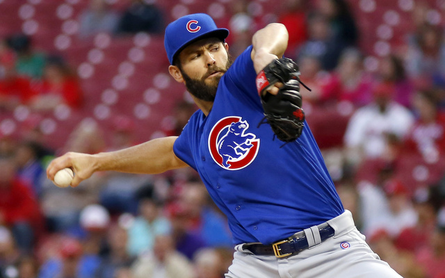 Jake Arrieta tossed his second career no-hitter Thursday night.