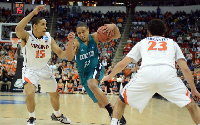 Virginia will be led by the backcourt of Malcolm Brogdon and London Perrantes in 2015-16.