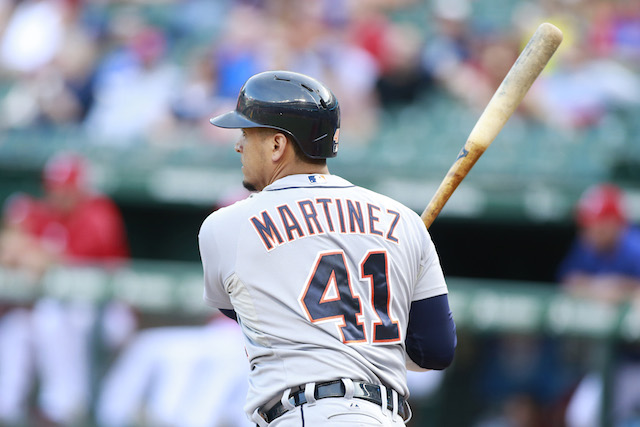 For Victor Martinez, a rare historical feat is within reach. (USATSI)
