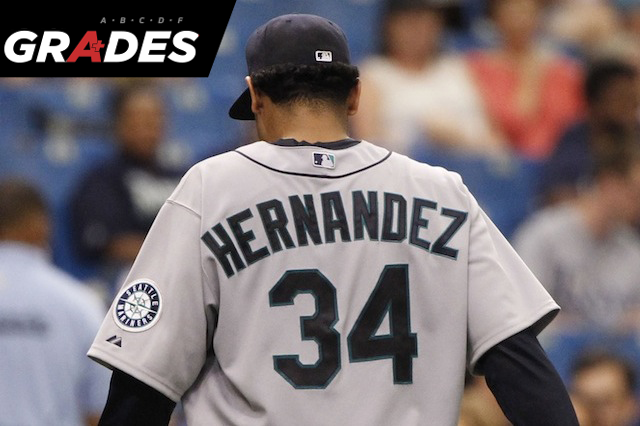 Understatement: Felix Hernandez had a good week. (USATSI)