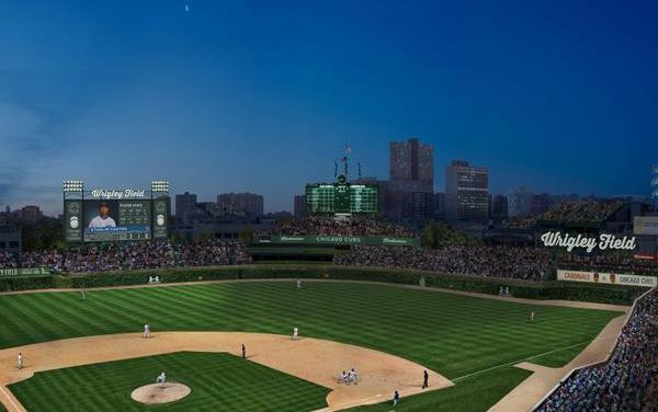 Wrigley Renovations (Chicago Cubs)