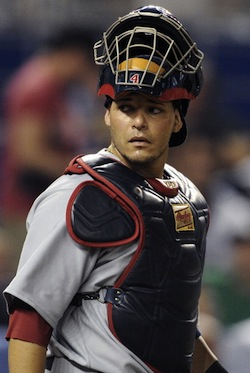 yadier molina catching 2013  Cardinals placed catcher ...