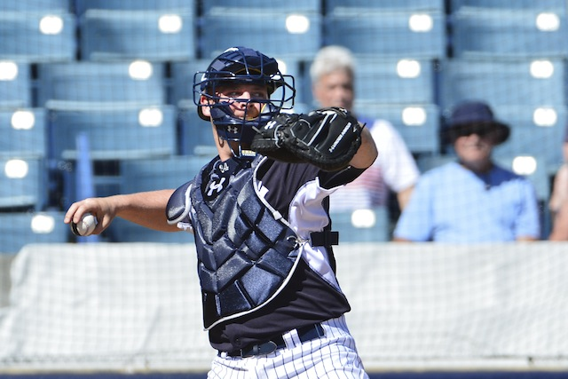 Count Brian McCann among the things we like about the 2014 Yankees. (USATSI)