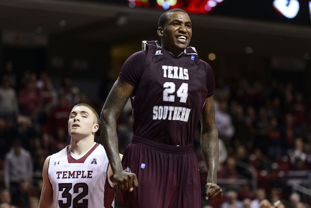Aaric Murray is looking to carry Texas Southern to a tournament title. (USATSI)