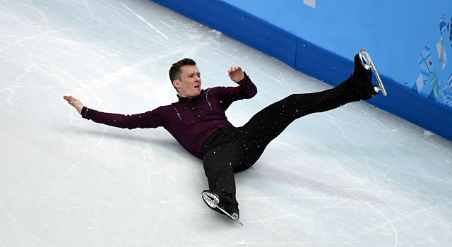 Image result for ice skating fall