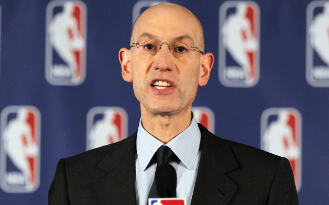 How does Adam Silver's decision affect the future of the NBA?  (USATSI)