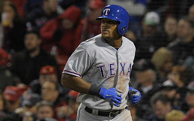 Adrian Beltre is on the DL, but he isn't happy about it.