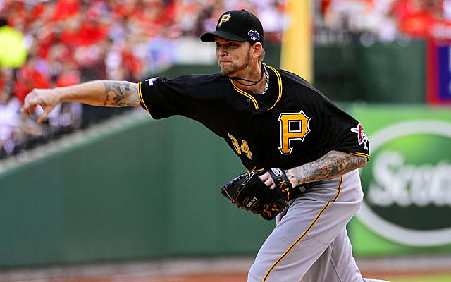 A.J. Burnett remains undecided on retirement.