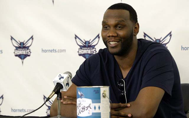 Could Al Jefferson be the face of All-Star Weekend in the future?  (USATSI)