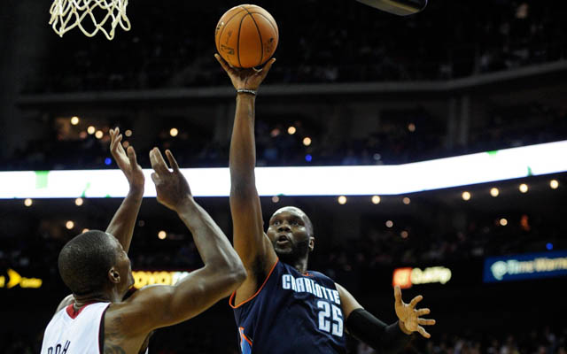 Al Jefferson will miss the rest of preseason. (USATSI)