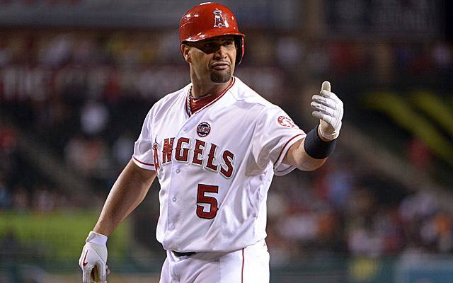 We may have seen the last of Albert Pujols in 2013.