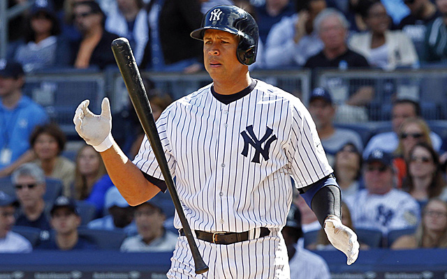 Alex Rodriguez's arbitration hearing appears to have taken a weird twist.