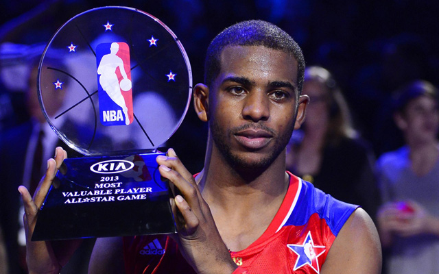 2014 NBA All-Star reserves announced, led by Paul, Howard