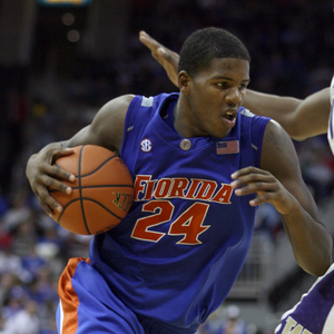 Florida transfer Allan Chaney has yet to suit up for Virginia Tech