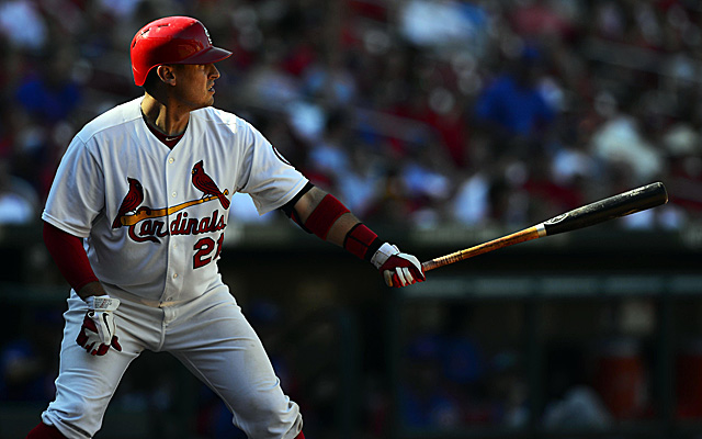 Allen Craig ready to be placed on World Series roster