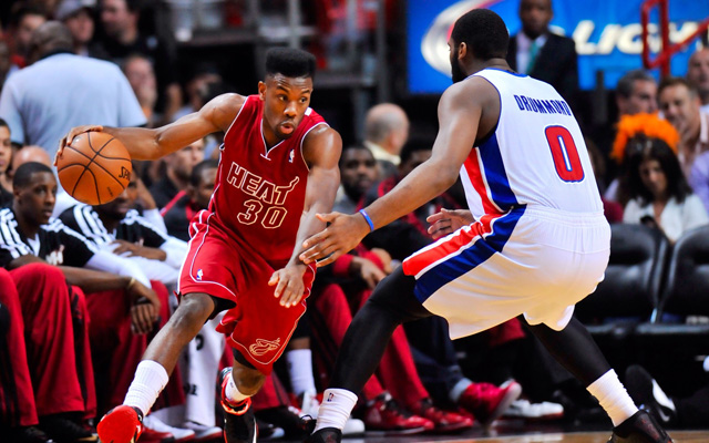 Andre Drummond is still learning defensive communication. (USATSI)