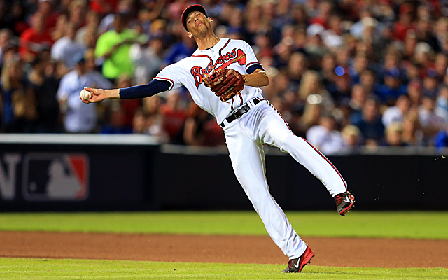 Andrelton Simmons was rightfully the NL winner of the Platinum Glove.