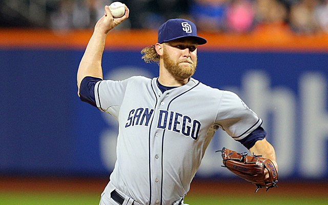 Andrew Cashner will not be making his scheduled start Monday.