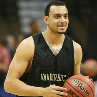 Andre Walker has one year of eligibility left after graduating from Vanderbilt.