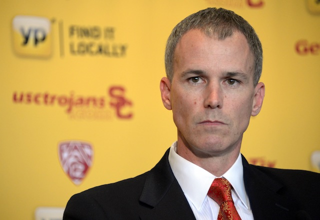 Andy Enfield will be immediately competitive when it comes to recruiting the West coast. (USATSI)