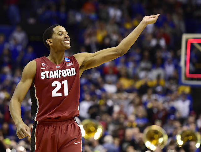 Keep an eye on Stanford's Anthony Brown next season in the Pac-12. (USATSI)