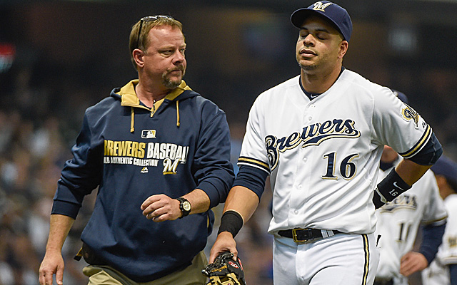 Aramis Ramirez had to leave Saturday's game with his hamstring injury.
