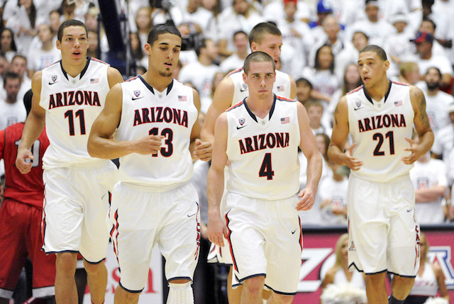 Arizona has been the most impressive team in the country -- how long will they go unbeaten? (USATSI)