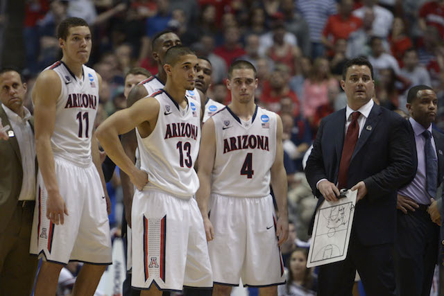 Sean Miller will be right back in the Final Four hunt a year from now. (USATSI)