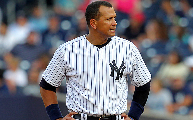 Would the Yankees actually relegate A-Rod to minor-league camp?
