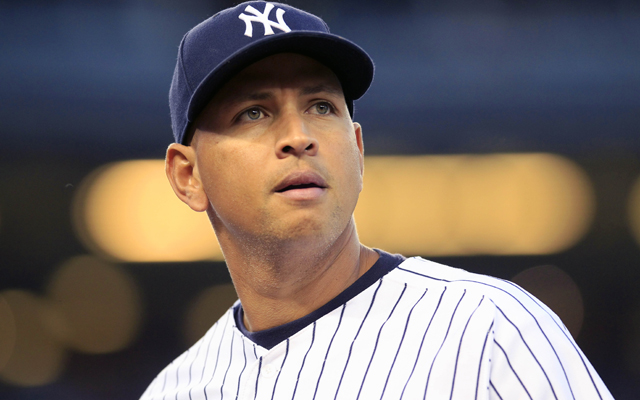 A-Rod had quite a bit to say on Mike Francesa's show on Wednesday. (USATSI)