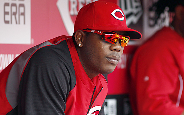 Aroldis Chapman eyes a return to the mound.