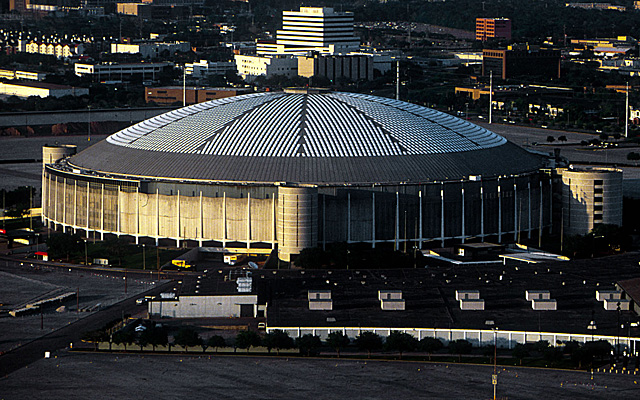 The legendary Astrodome is doomed.
