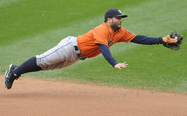Jose Altuve and the Astros look to improve upon a terrible 2013 season.