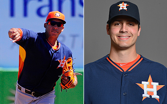 Carlos Correa (injured) and Mark Appel (struggling in lower levels of minors) are what the Astros have to show for three consecutive top overall picks.