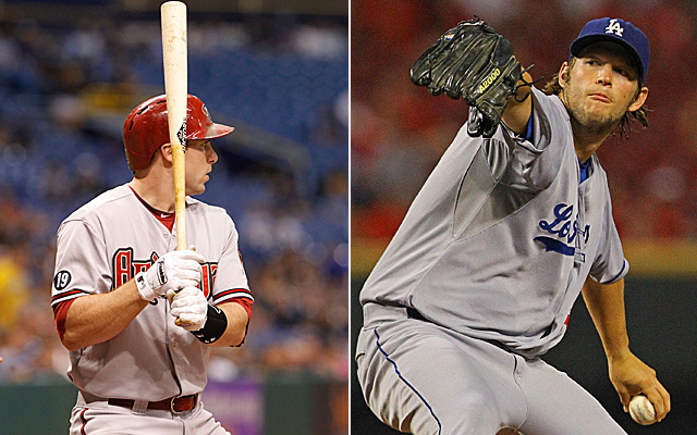 Paul Goldschmidt and Clayton Kershaw will lead their teams for two opening games in Australia.