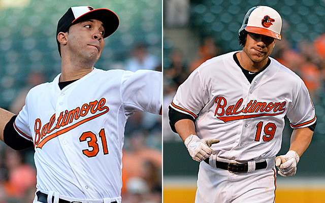 new product 65dc6 74817 LOOK: Orioles show city pride with 'Baltimore' home jerseys ...