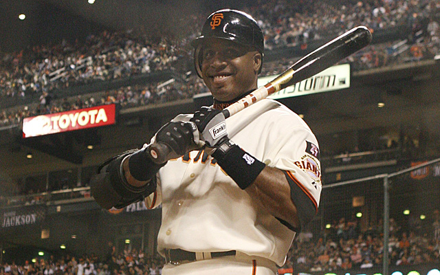Barry Bonds, non-Hall of Famer.