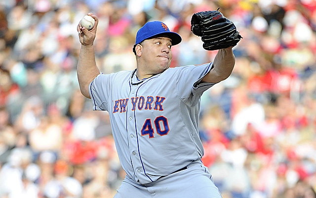 Bartolo Colon has struck out 2,000 hitters in his career.