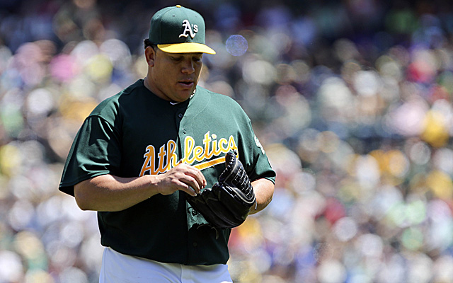 Bartolo Colon will land on the disabled list with a groin issue.