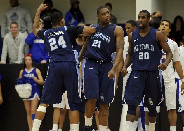 Kent Bazemore, Frank Hassell and Chris Cooper star for ODU
