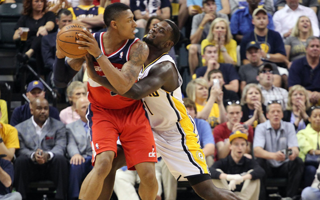 Can the Pacers find a way to stop Bradley Beal? (USATSI)