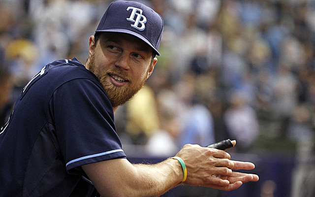 Ben Zobrist will return to the Rays Friday.