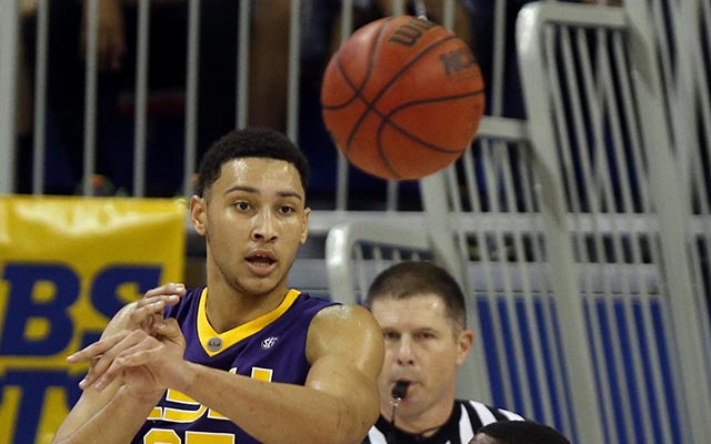 Ben Simmons is a gifted passer. (USATSI)