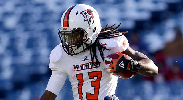 Travis Greene is back at Bowling Green after rushing for a school-record 1,594 yards. (USATSI)